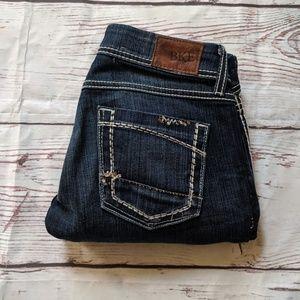 BKE Sabrina Boot Cut Jeans Size 26 Long